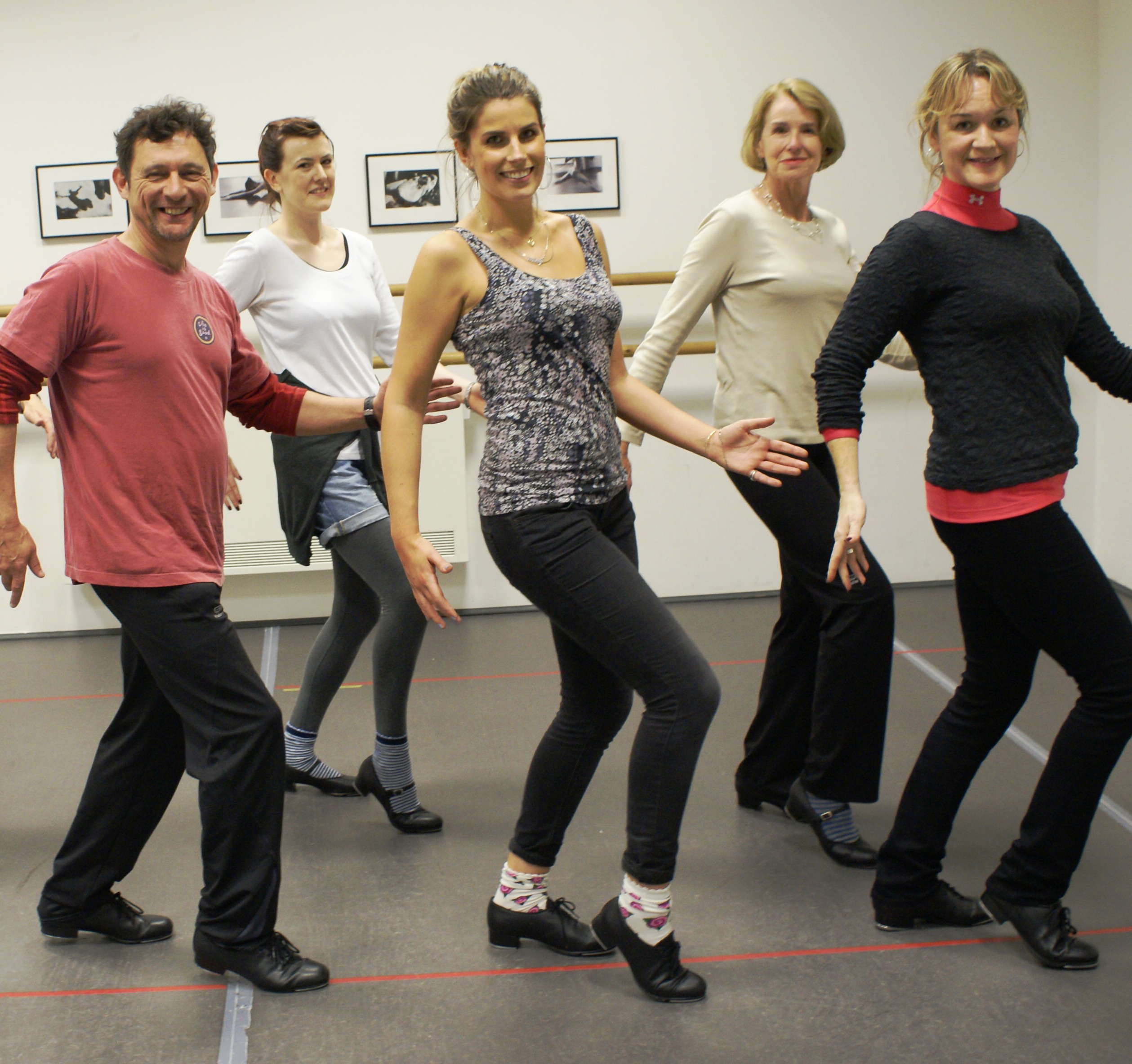 Adult dancing classes