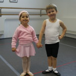 Preparatory Dance & Tap Classes