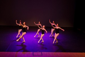 Ballet Grade, Intermediate and Advanced Classes